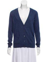Day Birger et Mikkelsen - Wool Button-up Sweater - Lyst