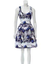 Prabal Gurung - Printed Sleeveless Dress W/ Tags - Lyst