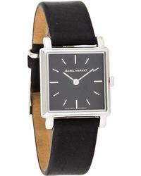 Isabel Marant - Le Montre Watch Black - Lyst