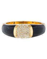 Rachel Zoe - Dome Deco Bracelet Gold - Lyst