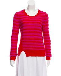 Thakoon - Striped Wool Sweater - Lyst