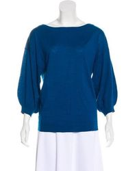 Thakoon - Wool Knit Top - Lyst