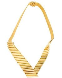 Maiyet - Empire Necklace Gold - Lyst