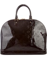 Louis Vuitton - Vernis Alma Gm - Lyst