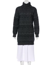 Viktor & Rolf Patterned Sweater Dress Buy Cheap Visit Super Specials Online Cheap Really Cheap Cheap Sale Hot Sale I29Pw1tHY9
