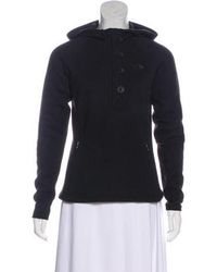 The North Face - Hooded Long Sleeve Jacket - Lyst