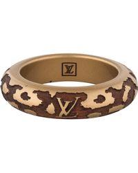 Louis Vuitton - Leomonogram Bangle - Lyst