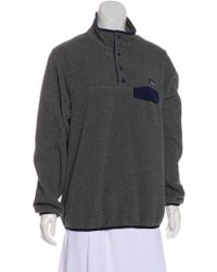 Patagonia - Lightweight Knit Sweater Grey - Lyst
