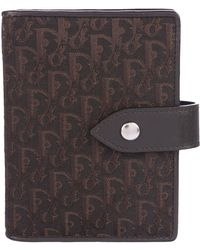 Dior - Diorissimo Compact Card Holder Brown - Lyst