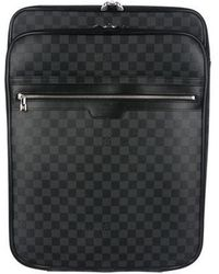 Louis Vuitton - Damier Graphite Pégase 55 Business Nm Black - Lyst