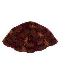 Anna Sui - Multicolor Knit Beanie - Lyst