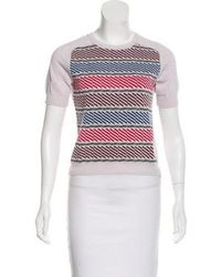Creatures of the Wind - Linen Striped Sweater - Lyst