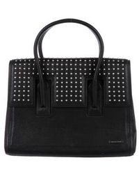 Thomas Wylde - Studded Handle Bag Black - Lyst
