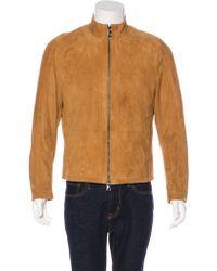 3b4998373f41 Lyst - Diesel Black and Gold J niraj Jacket in Black for Men