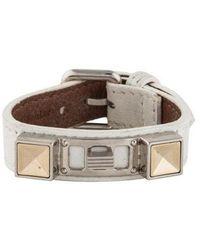 Proenza Schouler - Ps11 Single Bracelet Silver - Lyst