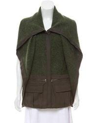 Thakoon - Wool Button-up Vest - Lyst
