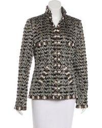 Chanel - Paris-bombay Jacket W/ Tags Black - Lyst