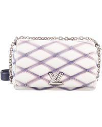 Louis Vuitton - 2015 Go-14 Malletage Pm White - Lyst