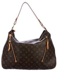 59fa03e5d6b Lyst - Louis Vuitton Monogram Delightful Mm Brown in Natural