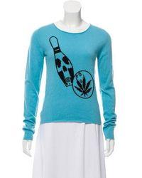 Lucien Pellat Finet - Cashmere Knit Sweater W/ Tags - Lyst