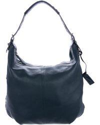 Reed Krakoff - Leather Standard Ii Hobo Blue - Lyst