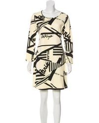 Sonia by Sonia Rykiel - Sonia By Rykiel Printed Mini Dress W/ Tags - Lyst