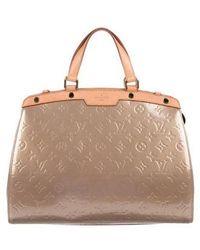 Louis Vuitton - Vernis Brea Gm Rose - Lyst