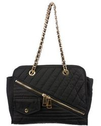 Moschino - Quilted Nylon Tote Black - Lyst