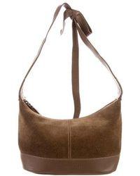 10e180814cbb Lyst - Miu Miu Miu Tessuto Gaufre Shoulder Bag Pink in Metallic