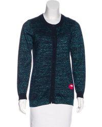 Z Spoke by Zac Posen - Knit Button-up Cardigan W/ Tags - Lyst