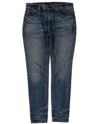 Alexander Wang - Five Pocket Skinny Jeans - Lyst