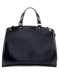 Louis Vuitton - Epi Brea Gm Black - Lyst