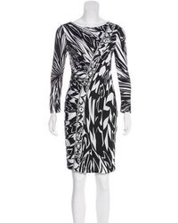 Emilio Pucci - Jersey Knee-length Dress - Lyst