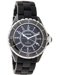Chanel - J12 Watch - Lyst