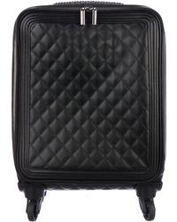 Chanel - 2016 Coco Case Trolley Black - Lyst
