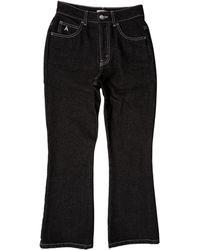 Attico - Mid-rise Jeans - Lyst