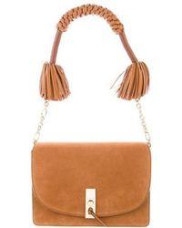 Altuzarra - Ghianda Flap Bag Brown - Lyst