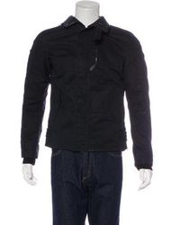 CoSTUME NATIONAL - Wool Blend Jacket - Lyst