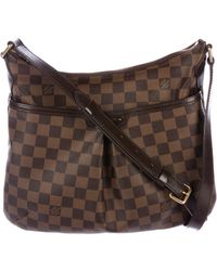 Louis Vuitton - Damier Ebene Bloomsbury Pm Brown - Lyst