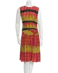 Sophie Theallet - Dress W/ Tags Purple - Lyst