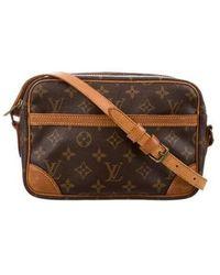 Louis Vuitton - Monogram Trocadero 24 Brown - Lyst