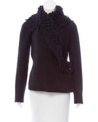Sonia Rykiel - Wool & Angora Sweater - Lyst