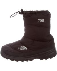 The North Face - Nylon Weather Ankle Boots - Lyst