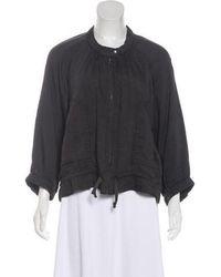 Étoile Isabel Marant - Linen Casual Jacket - Lyst