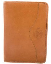Ghurka - Leather Notebook Cover - Lyst