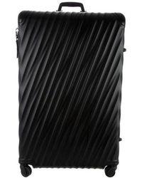 Tumi - 19 Degree Aluminum Suitcase Black - Lyst
