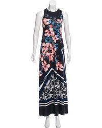 Clover Canyon - Floral Maxi Dress - Lyst