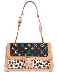 Louis Vuitton - Multicolore Dalmatian Sac Rabat Brown - Lyst