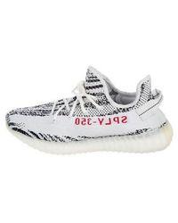 e58e4f67c Lyst - Yeezy Boost 350 V2 Zebra Sneakers in White for Men