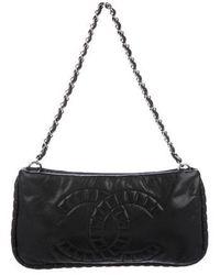 Chanel - Paris-shanghai On The Bund Pochette Black - Lyst